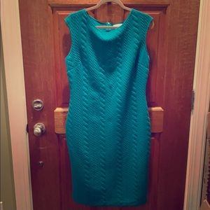 Green New York & Company dress